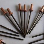 铜封闭型抽芯铆钉-封闭型拉钉-封闭型铆钉-铜拉钉